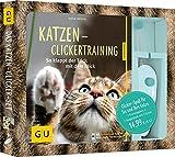 Katzen-Clickertraining-Set: So klappt der Trick mit dem Klick. Clicker-Spaß für Sie und Ihre Katze! (GU Tier Spezial)