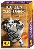 Katzen Clicker-Box gelb 12 x 3,5 cm: Plus Clicker für sofortigen Spielspaß (GU Tier-Box)
