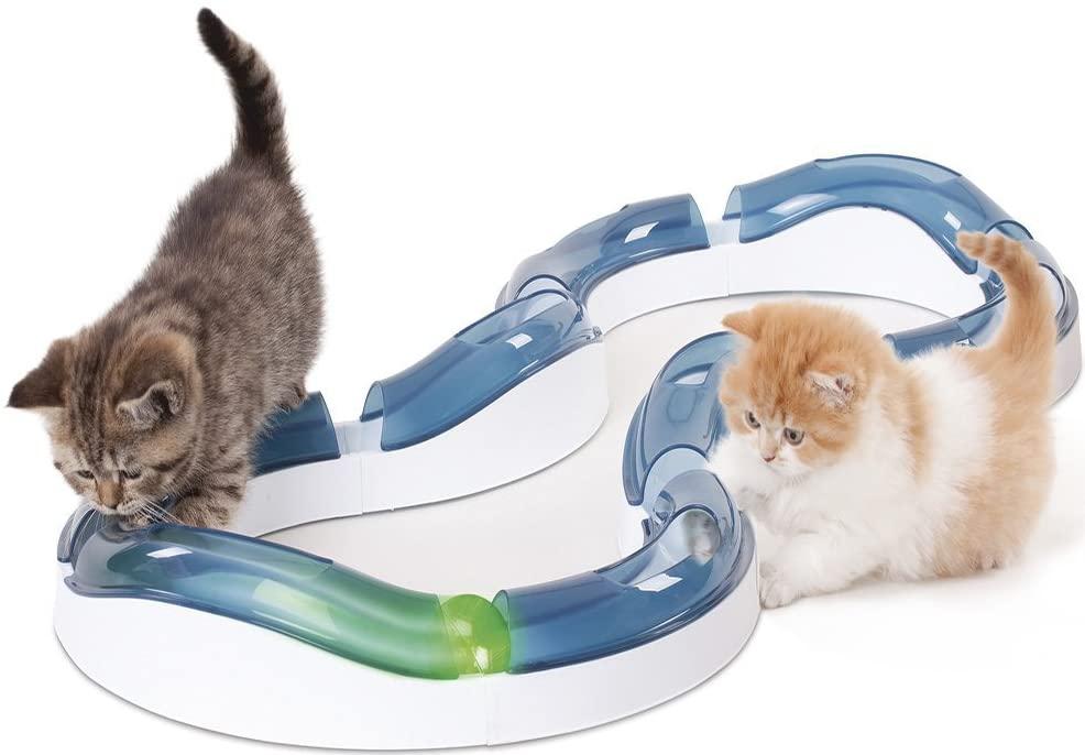 Catit Design Senses Super Roller Circuit Tempo-Spielschiene