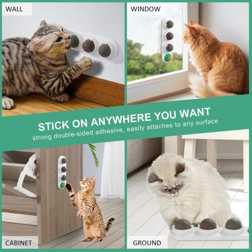 POPETPOP Katzenminze Bälle für Katzen